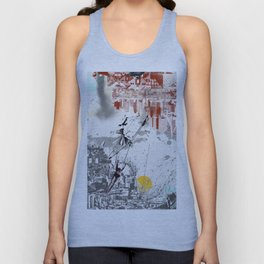 Mabel_A sepaRation Unisex Tank Top