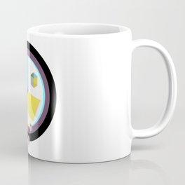 3D Cube Coffee Mug