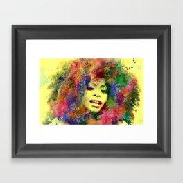 Badu(ism)  Framed Art Print