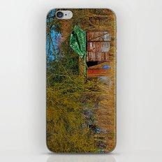 Carriage iPhone & iPod Skin