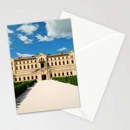 Mimi winery castle Stationery Cards
