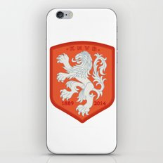 Holland 2014 Brasil World Cup Crest iPhone & iPod Skin