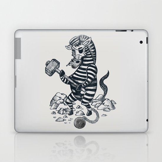 Natures Prisoner Laptop & iPad Skin