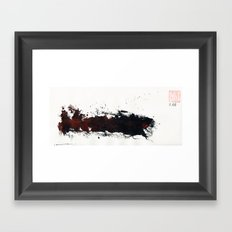Dragon's Breath Framed Art Print