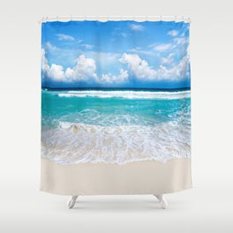 You only live once... Shower Curtain