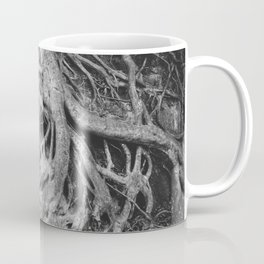 Roots of the Medusa Tree in Greenville, SC Coffee Mug