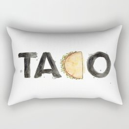Favourite Things - Taco Rectangular Pillow