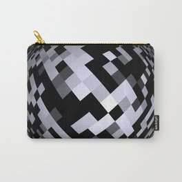 black-and-white -05- Carry-All Pouch