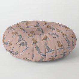 Vizsla Yoga Floor Pillow