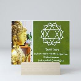 Heart Chakra Mini Art Print