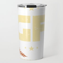 Certified Gluten Free Travel Mug