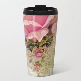 Teacups and Roses 2 Travel Mug