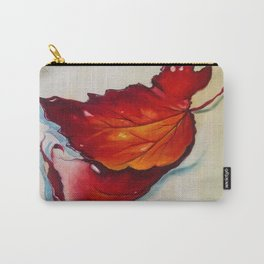 Platanus Leaf Carry-All Pouch