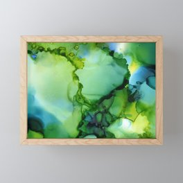 Emerging Oceans Framed Mini Art Print
