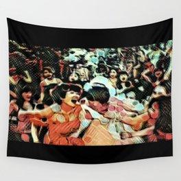 Societal Angst: The Keening of the Banshees Wall Tapestry
