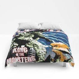 Godzilla War II Comforters