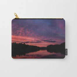 South Carolina Sunset Carry-All Pouch