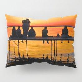Sconnie Sunset Pillow Sham