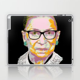 Ruth Bader Ginsburg Laptop & iPad Skin