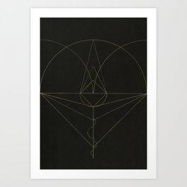 The Bow of Arcturus Art Print