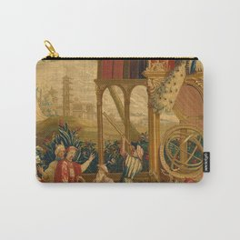 Beijing Observatory Chinoiserie Carry-All Pouch