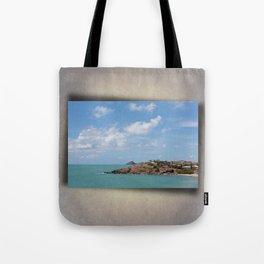 Beautiful Coastal View Tote Bag