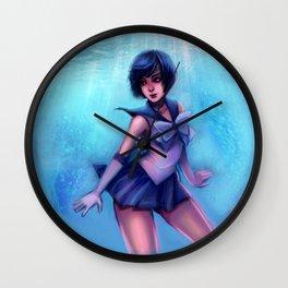 sailor mercury Wall Clock