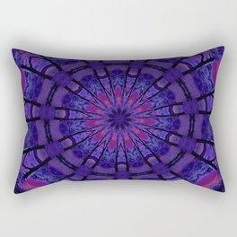 purple passion 2 Rectangular Pillow