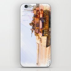 OLD IRONSIDES iPhone & iPod Skin