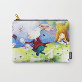 Alice in my Wonderland Carry-All Pouch
