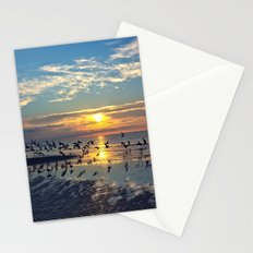 Morning Birds Stationery Cards