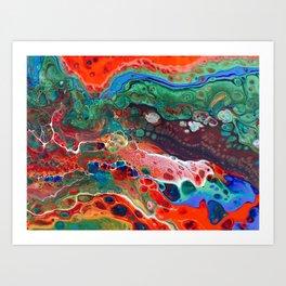 Eye Candy-pt.III Art Print