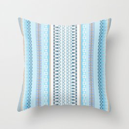 Woven Pattern 5.0 Throw Pillow