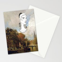 Crown Series Stationery Cards