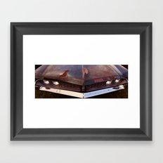 Gran Torino Framed Art Print