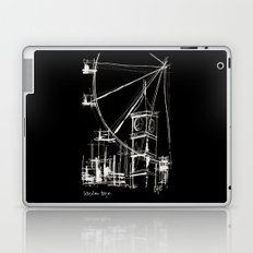 Black London Laptop & iPad Skin