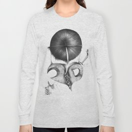 fabrications #01 Long Sleeve T-shirt