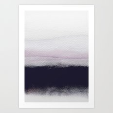 Abstract Landscape 04 Art Print