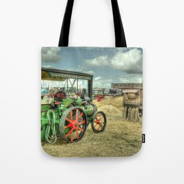 Traction Thresh Tote Bag