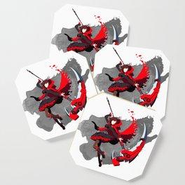 Ruby Rose Coasters | Society6