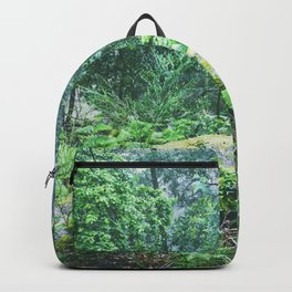 The Nature's green Backpack