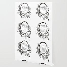 "Jane Austen ""In the Middle"" Wallpaper"