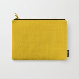 Golden Poppy Corn Square Carry-All Pouch