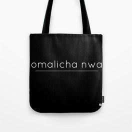 omalicha nwa Tote Bag