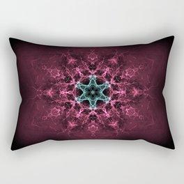 Akasha Mandala Rectangular Pillow