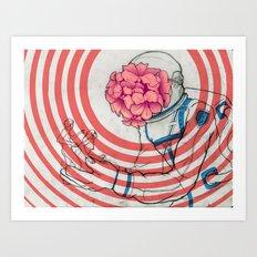 ..io9 Art Print