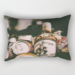 Captain Morgan Rectangular Pillow