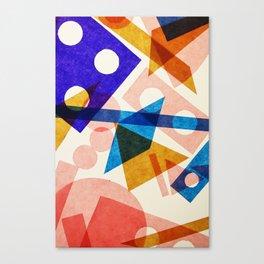 Snip II Canvas Print