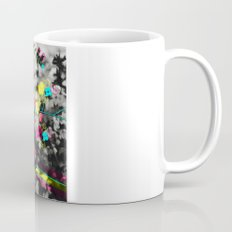 Lines and shapes Mug