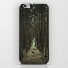 The Woods of St Olof iPhone & iPod Skin
